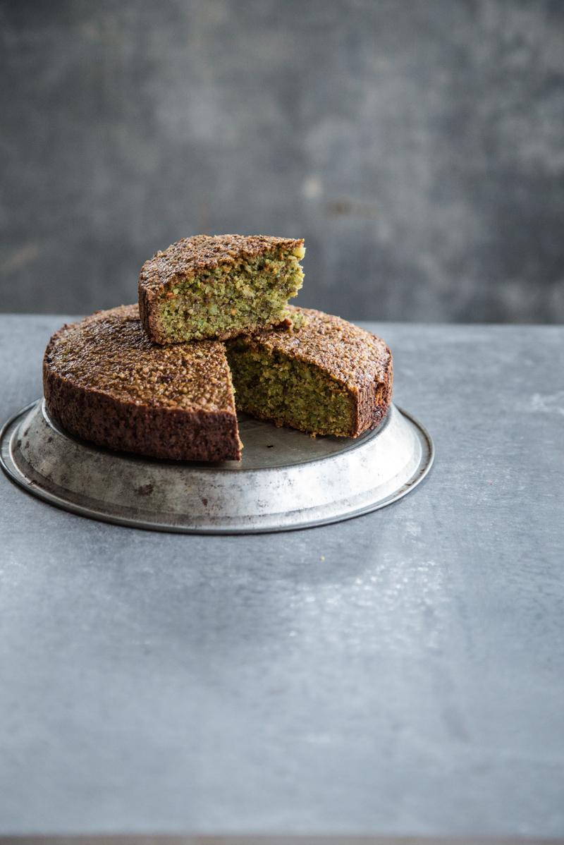 Flourless Pistacchio Cake
