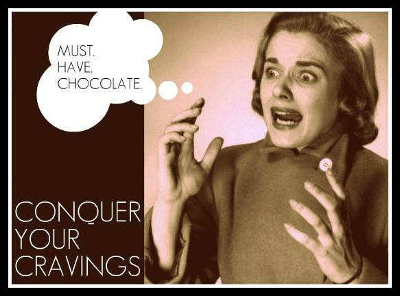 Conquering your cravings | Munchwize Dietitians Cape Town